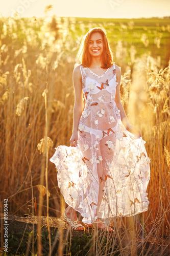 Transparent dress in sunlight-225
