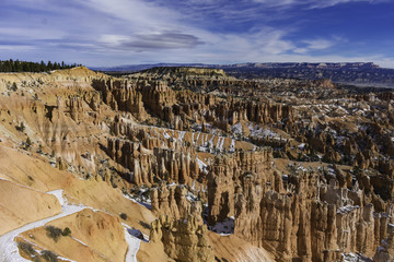 Winter Day at Bryce