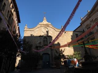 Solsona, localidad de Lérida - Lleida en la comunidad de Cataluña (España) y la capital de la comarca del Solsonés