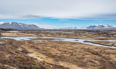 Iceland National Park Wilderness