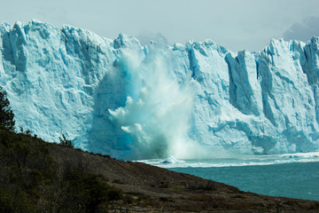Geleira de Perito Moreno - Glacial El Calafate