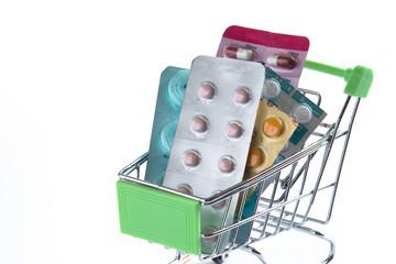 薬 ショッピングカート