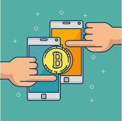Fintech Investment Financial Internet Technology Concept fintech