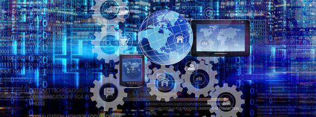 cyber digital virtual communications