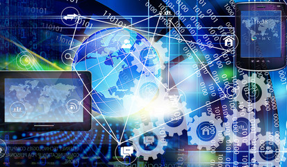 internet cyber virtual technology