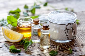 Citrus organic cosmetics