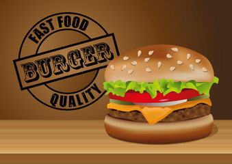 burger - fast food - hamburger - alimentation - malbouffe - nourriture - nourriture - alimentaire