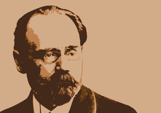 Émile Zola - écrivain - portrait - personnage historique - littérature - panthéon - personnage célèbre