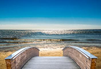 Most do morza