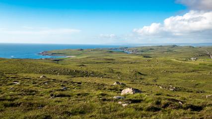 Scottish Coastline, Northwest Highlands, Scotland