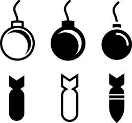Bomb Icon Collection, Explosive Device