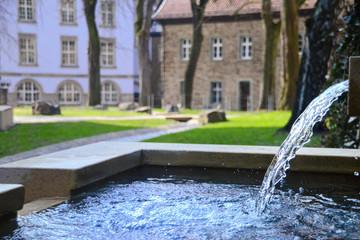Brunnen im schönen Menden