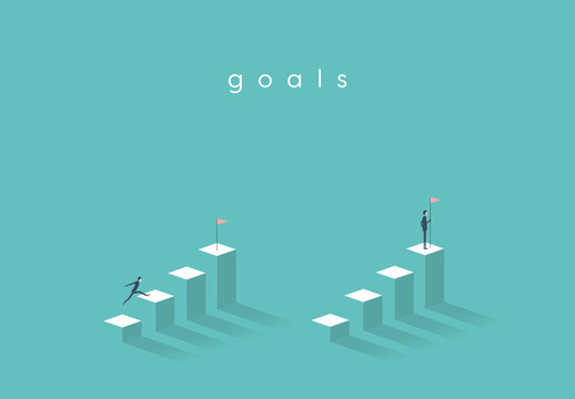 Business Goals Illustration