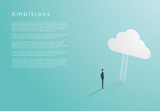 Business Ambitions Infographic