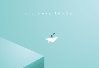 Business Visionary Illustration 2
