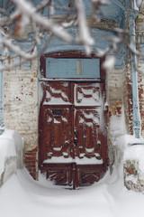 Architecture in winter