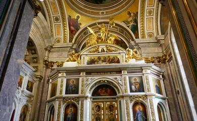 Isaakskathedrale in St. Petersburg