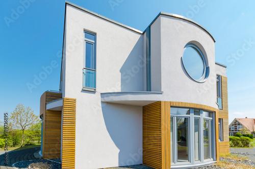 Moderne Architektur, Einfamilienhaus