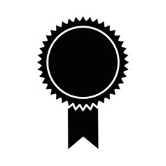 seal diploma isolated icon