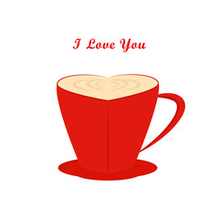 Coffee cup, Valentines day