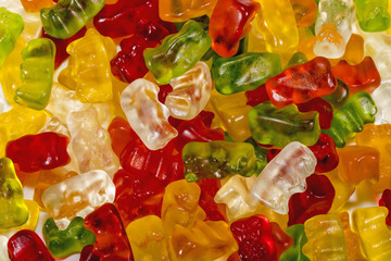 sugar bears colors