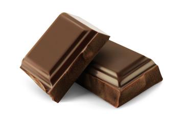 Carré de chocolat vectoriel 2