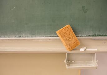 Tafel in der Schule
