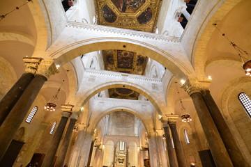 イタリアのバーリの教会