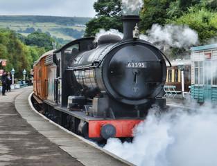 Grosmont Steam 63395