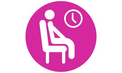 Waiting Room Icon