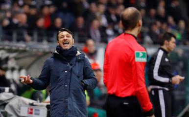 Bundesliga - Eintracht Frankfurt vs Borussia Moenchengladbach