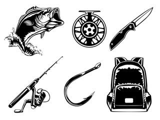 Fishing set 3