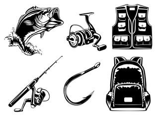 Fishing set 4