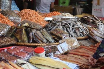 Asian Market Fish