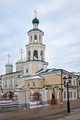 Nikolsky Cathedral in Kazan