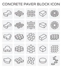 paver block icon