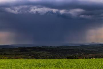 Poland spring storm