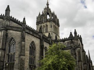 St Giles Catherdral Edinburgh