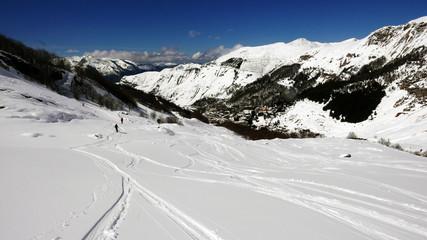 Le régal du skieur