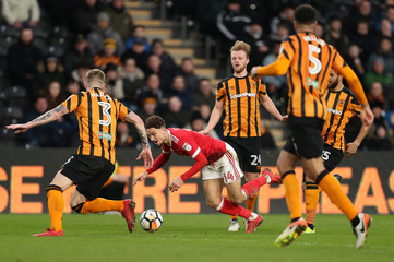FA Cup Fourth Round - Hull City vs Nottingham Forest