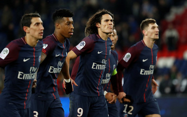 Ligue 1 - Paris St Germain vs Montpellier
