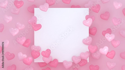 Hearts Background Valentines Day Heart Love Wallpaper Propsal Wedding Banner