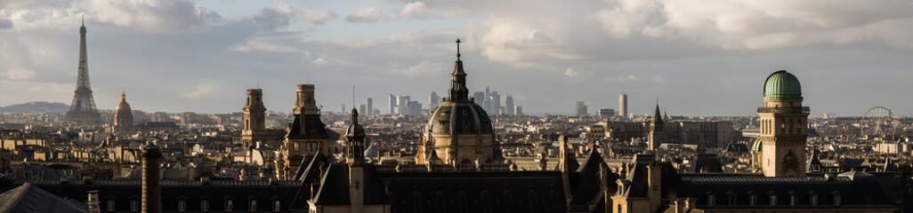 Paris de la Tour Eiffel à la Place de la Concorde
