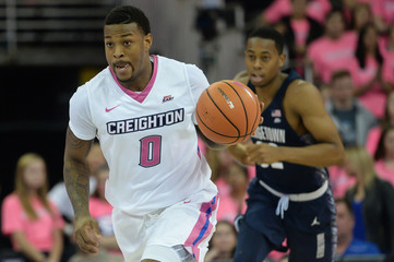 NCAA Basketball: Georgetown at Creighton