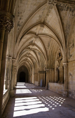 Elements of architecture the monastery of Batalha. Portugal.