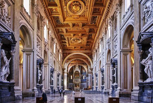 Erzbasilika von San Giovanni in Lateran Rom Italien