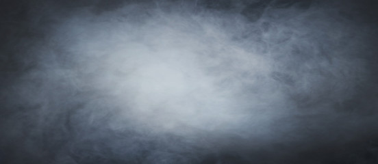 Mystical smoke background