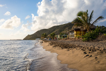 South Friars Bay, Saint Kitts and Nevis