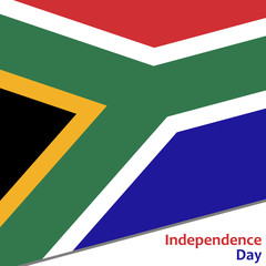 South Africa independence day