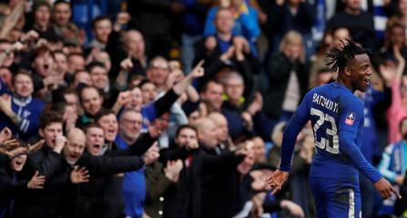 FA Cup Fourth Round - Chelsea vs Newcastle United